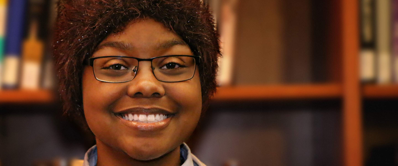 Banner Photo: Arianna (Sociology, Boston College)